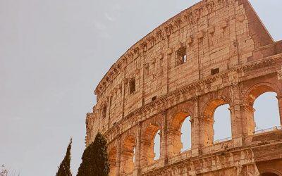 ROMA è stata costruita in molto meno di un giorno